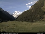 Archived image Webcam Cogne Gran Paradiso View over the valley 02:00
