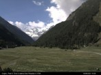 Archived image Webcam Cogne Gran Paradiso View over the valley 04:00
