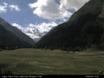 Archived image Webcam Cogne Gran Paradiso View over the valley 06:00