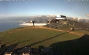 Archiv Foto Webcam Blick vom Monte Marca Richtung Westen 02:00