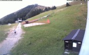 Archived image Webcam View of the ski run Piazzale 06:00