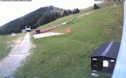 Archived image Webcam View of the ski run Piazzale 08:00