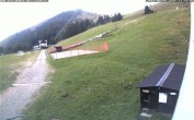 Archived image Webcam View of the ski run Piazzale 12:00
