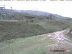 Archived image Webcam San Domenico - Top station of chairlift Bondolero 06:00