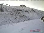 Archiv Foto Webcam San Domenico - Bergstation des Sessellifts Bondolero 02:00