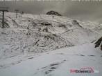 Archiv Foto Webcam San Domenico - Bergstation des Sessellifts Bondolero 08:00