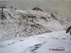 Archiv Foto Webcam San Domenico - Bergstation des Sessellifts Bondolero 10:00