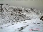 Archiv Foto Webcam San Domenico - Bergstation des Sessellifts Bondolero 12:00