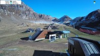 Archiv Foto Webcam Bergstation des Sessellifts 04:00