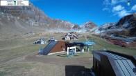 Archiv Foto Webcam Bergstation des Sessellifts 06:00