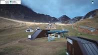 Archiv Foto Webcam Bergstation des Sessellifts 10:00