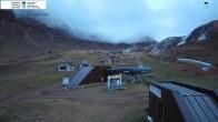 Archiv Foto Webcam Bergstation des Sessellifts 12:00