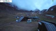 Archiv Foto Webcam Bergstation des Sessellifts 14:00