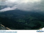 Archiv Foto Webcam Carezza: Kölner Hütte 14:00