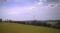 Archived image Webcam View of the ski run from the lift 10:00
