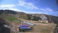 Archiv Foto Webcam Skilift in Chabanon 04:00