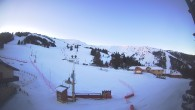 Archiv Foto Webcam Skilift in Chabanon 02:00