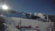 Archived image Webcam Ski lift in Chabanon 04:00