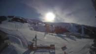Archived image Webcam Ski lift in Chabanon 08:00