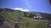 Archiv Foto Webcam Skilift in Chabanon 08:00
