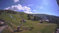 Archiv Foto Webcam Skilift in Chabanon 10:00