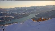 Archiv Foto Webcam Bergstation des Sessellifts Chabrières 10:00