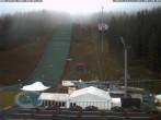 Archiv Foto Webcam Skisprunganlage Vogtland Arena 02:00