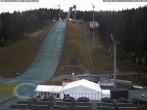 Archiv Foto Webcam Klingenthal: Skisprunganlage Vogtland Arena 05:00