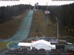 Archiv Foto Webcam Klingenthal: Skisprunganlage Vogtland Arena 07:00