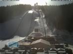 Archiv Foto Webcam Klingenthal: Skisprunganlage Vogtland Arena 06:00