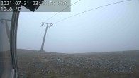Archived image Webcam Pallas Ski Resort, Finland 21:00