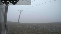 Archived image Webcam Pallas Ski Resort, Finland 23:00