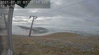 Archived image Webcam Pallas Ski Resort, Finland 01:00