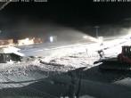 Archiv Foto Webcam Skigebiet Ylläs: Talstation 01:00