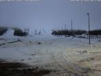 Archived image Webcam Slope Cam Rinne at Ylläs Ski Resort 19:00