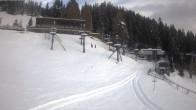 Archiv Foto Webcam Arosa Lenzerheide: Bergstation Pradaschier 03:00