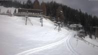 Archiv Foto Webcam Arosa Lenzerheide: Bergstation Pradaschier 05:00