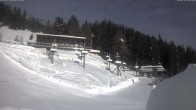 Archived image Webcam Pradaschier Top Station 04:00