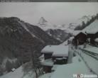 Archiv Foto Webcam Findeln Zermatt 02:00