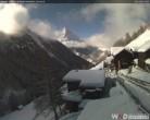 Archiv Foto Webcam Findeln Zermatt 06:00