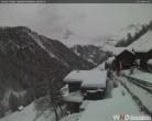 Archiv Foto Webcam Findeln Zermatt 08:00