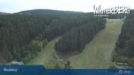 Archiv Foto Webcam Winterberg: Blick von der St Georg Schanze 02:00