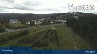 Archiv Foto Webcam Winterberg: Blick von der St Georg Schanze 10:00