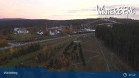 Archiv Foto Webcam Winterberg: Blick von der St Georg Schanze 22:00