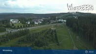 Archived image Webcam View St Georg Ski Jump in Winterberg 23:00