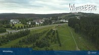 Archived image Webcam View St Georg Ski Jump in Winterberg 01:00