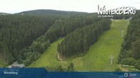 Archived image Webcam View St Georg Ski Jump in Winterberg 05:00