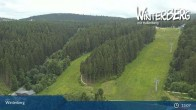 Archived image Webcam View St Georg Ski Jump in Winterberg 07:00