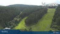 Archived image Webcam View St Georg Ski Jump in Winterberg 09:00