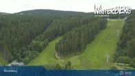 Archived image Webcam View St Georg Ski Jump in Winterberg 13:00